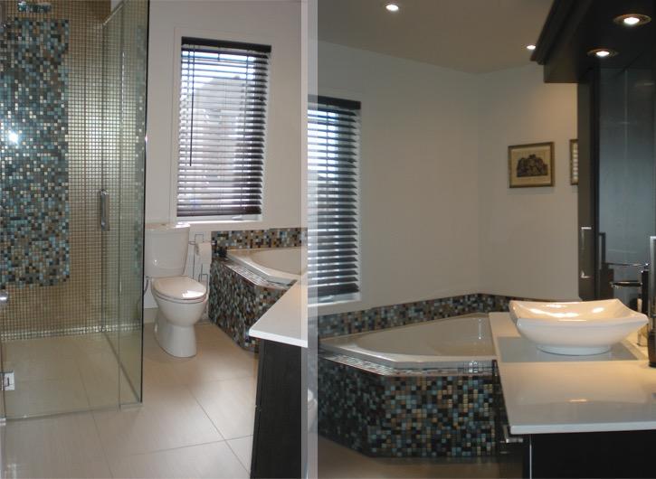 Salle de bain in english for Construction salle de bain