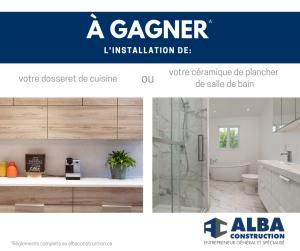 Concours Alba Construction